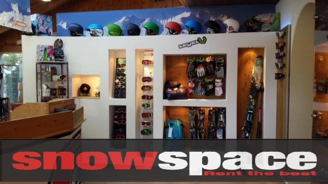 Snowspace - Rent a Ski - Maestro Walter