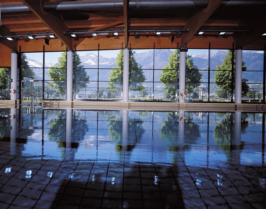 Indoor Schwimmingpool Meran/Merano