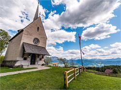 Heilig Kreuz Kirche in Kematen