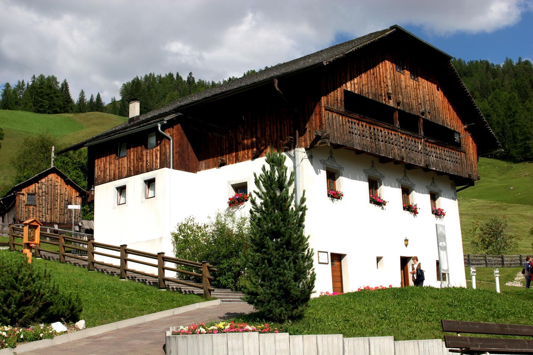 Geburtshaus vom Hl. Josef Freinademetz
