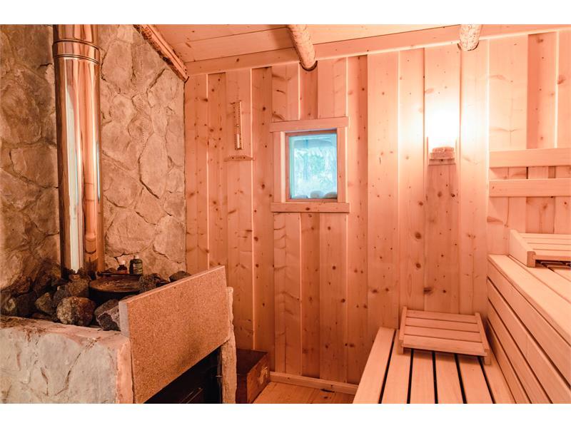 Sauna nel giardino- Hotel Waldsee, Fié allo Sciliar