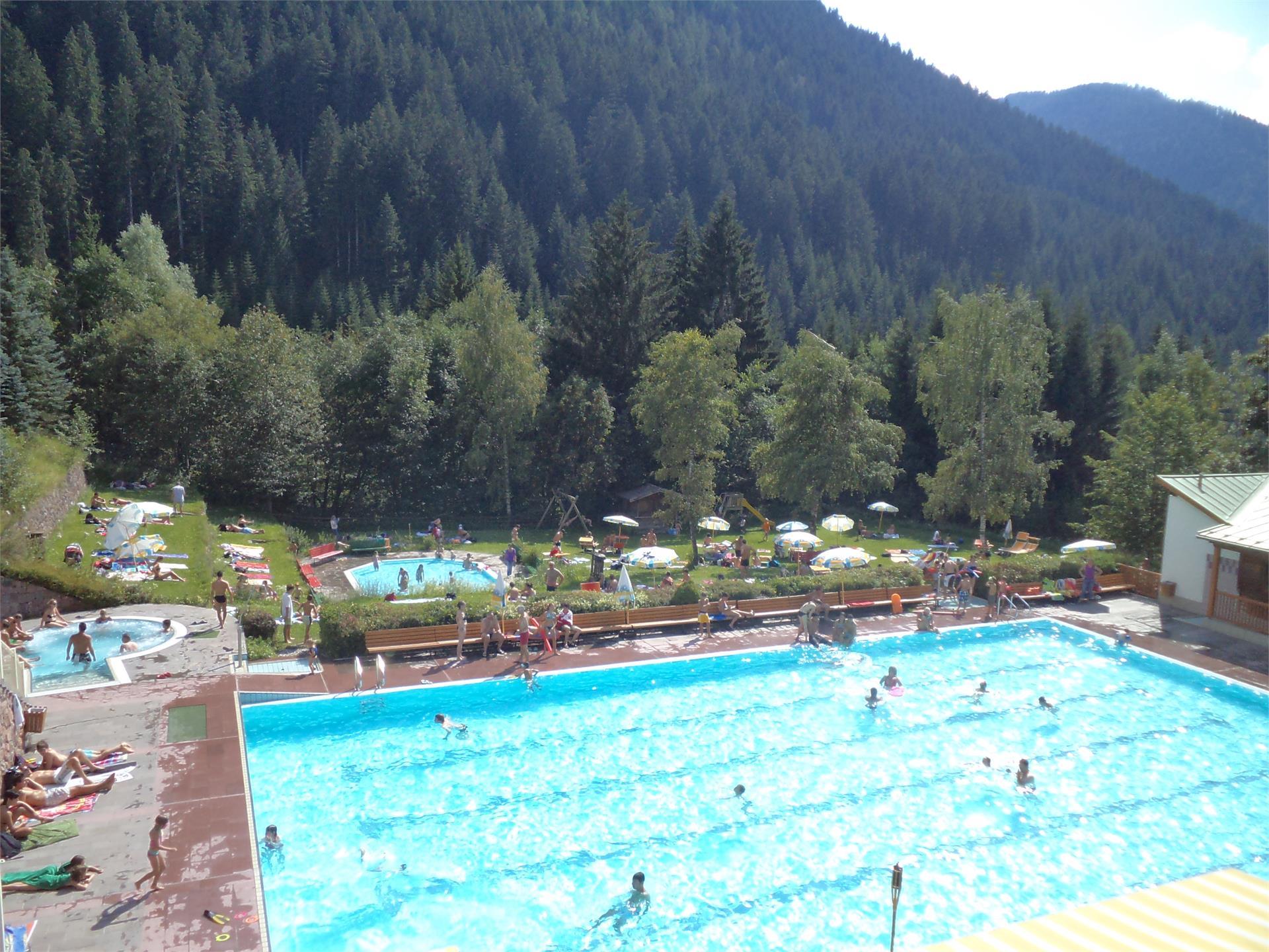 Schwimmbad Welschnofen