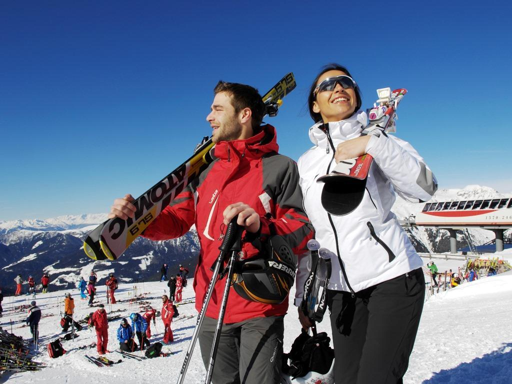 Plankenhorn ski run B