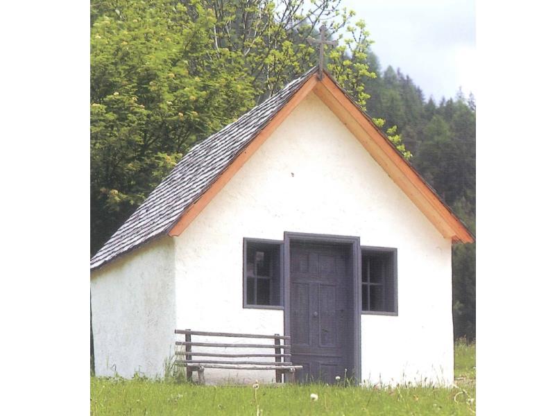 Bauernkapelle Oberstaller - Oberrasen