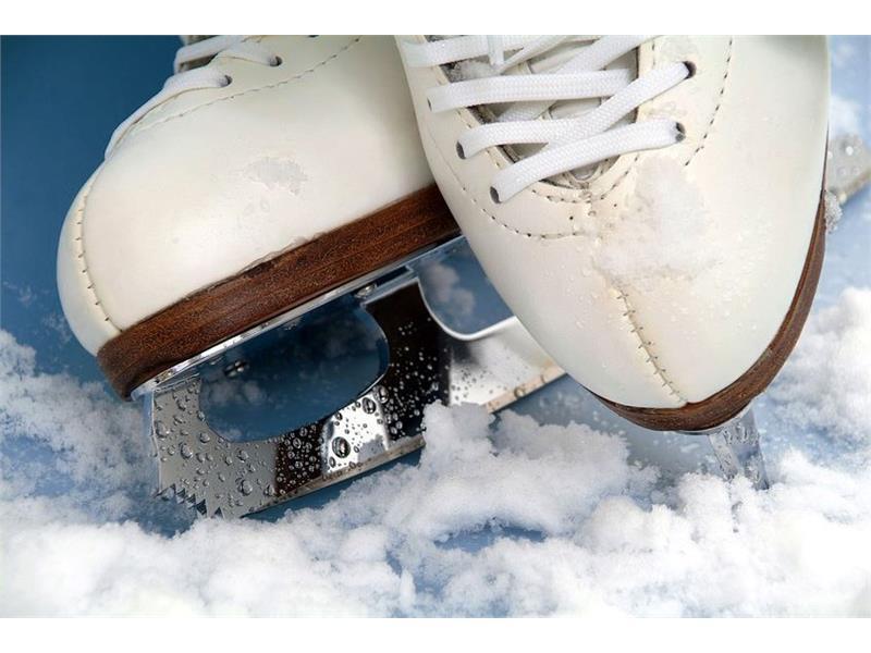 Ice skating-ground Sporting Area Labnes,Sarentino Village, Val Sarentino/Sarntal Valley