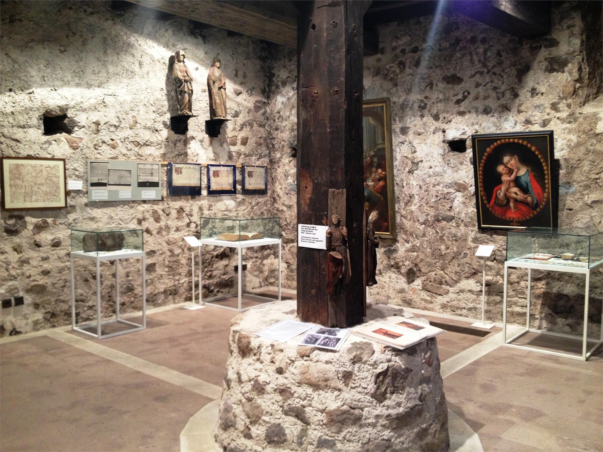 Gebietsmuseum Schloss Thurn
