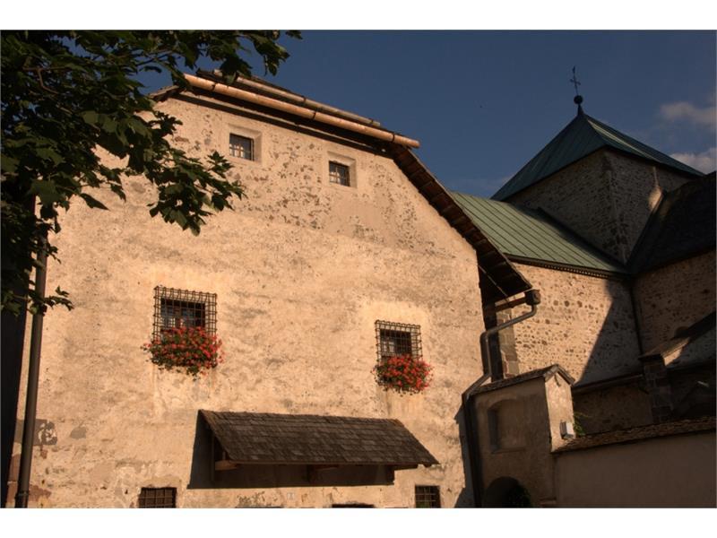 Museo della Collegiata a San Candido - Gallo Rosso