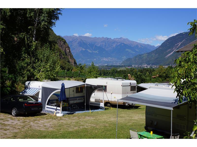 Alle Unterkünfte in Nals - Camping zum guten Tropfen