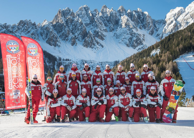 Ski & Snowboard School San Candido Baranci