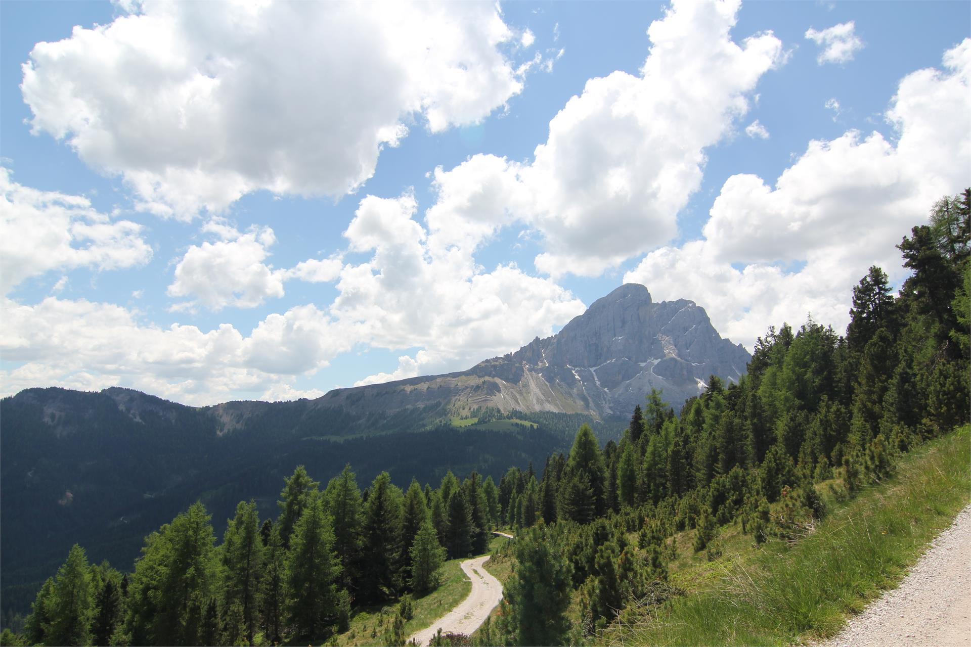 Summer hike: Antermoia - Monte Muro