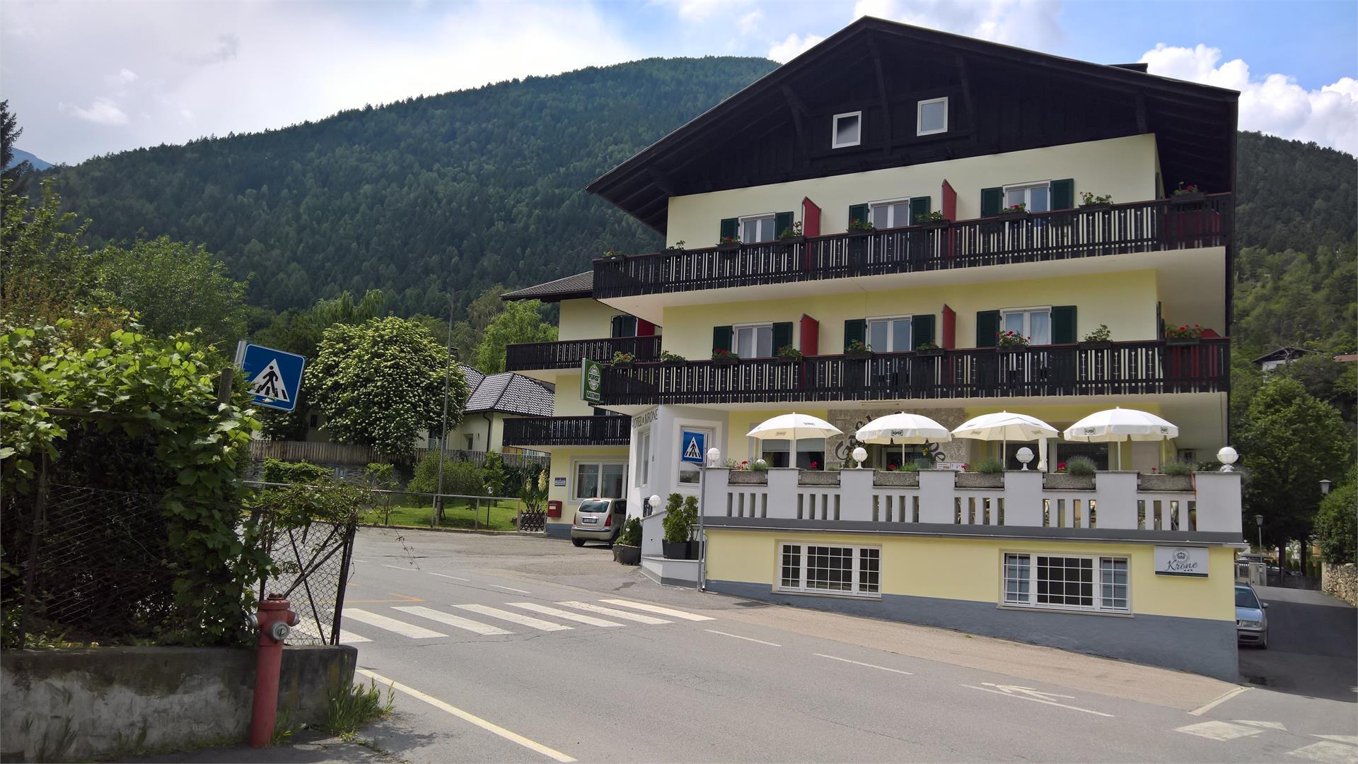 Hauptansicht Hotel Krone