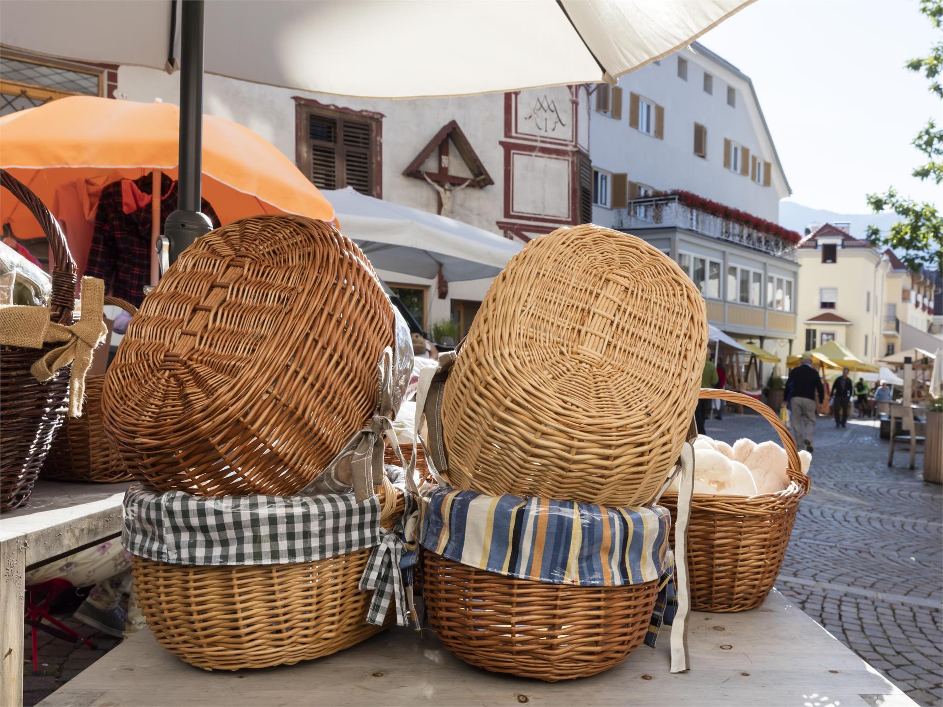 St.-Veit-Markt in Tartsch