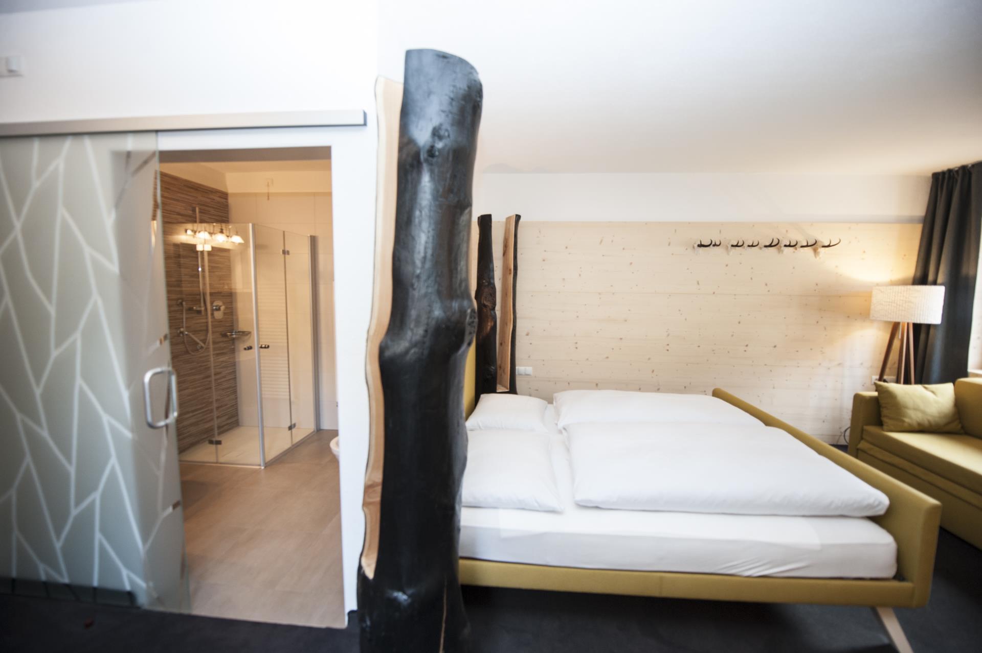Tiroler Doppelbettzimmer