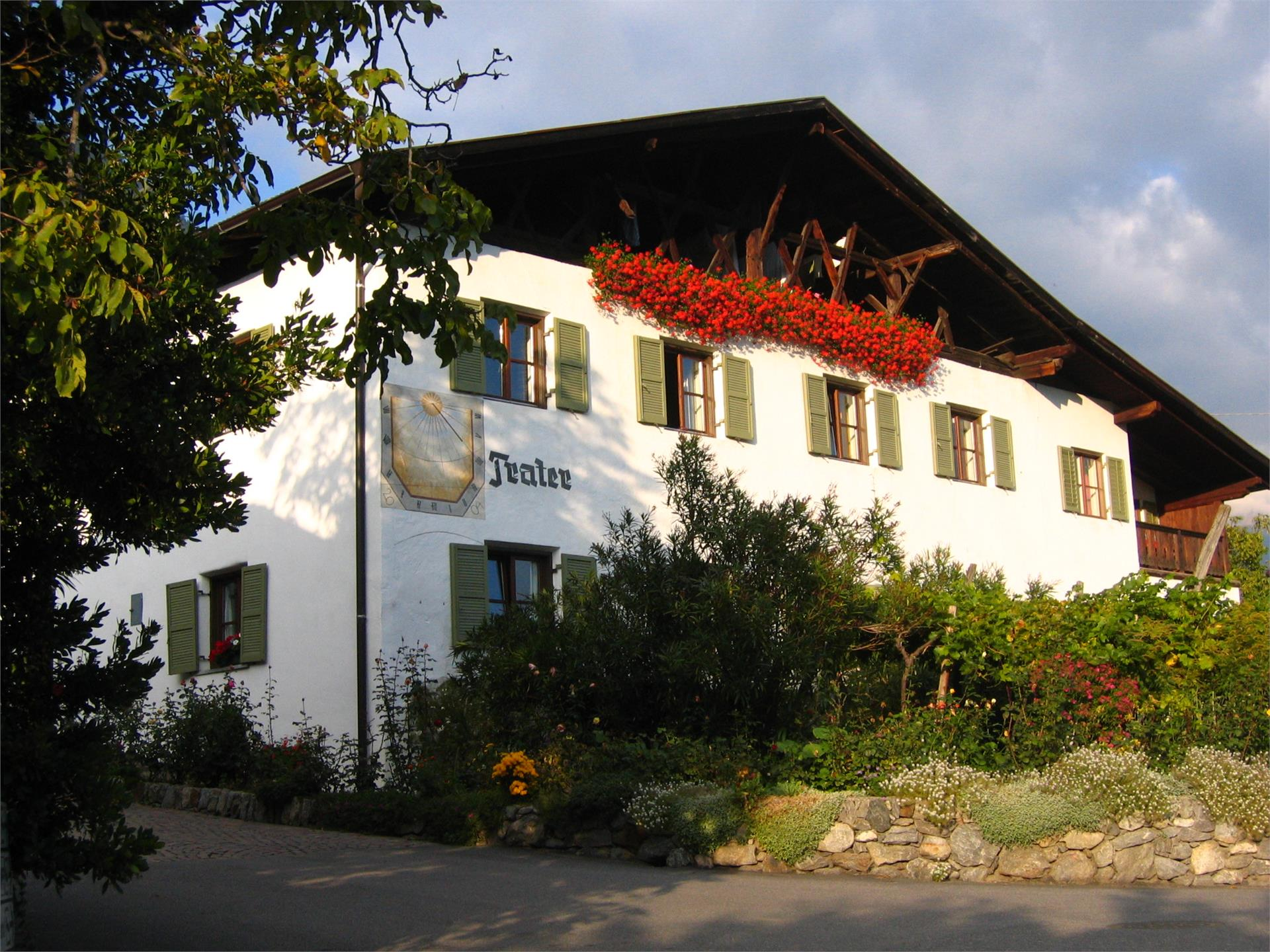 Bauernhof Traterhof
