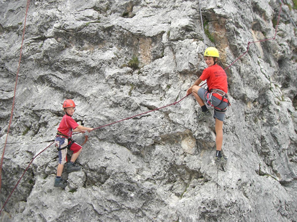 Klettergarten am Adolf Munkel Weg