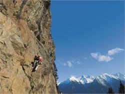 Klettergarten in Stuls