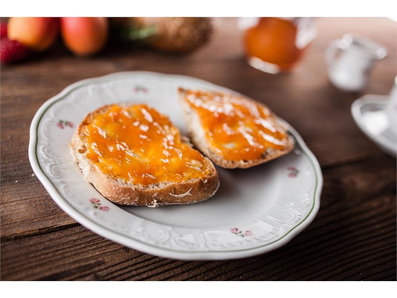 Marmelata fatto in casa. Che bontá