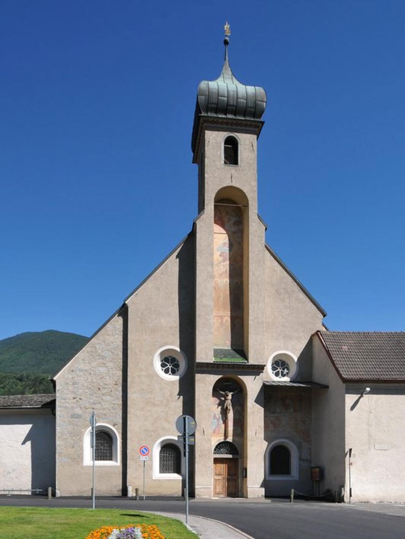Church Klarissenkloster zur hl. Elisabeth