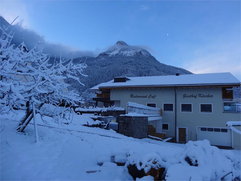 winter- Gasthof Kircher, Fié allo Sciliar