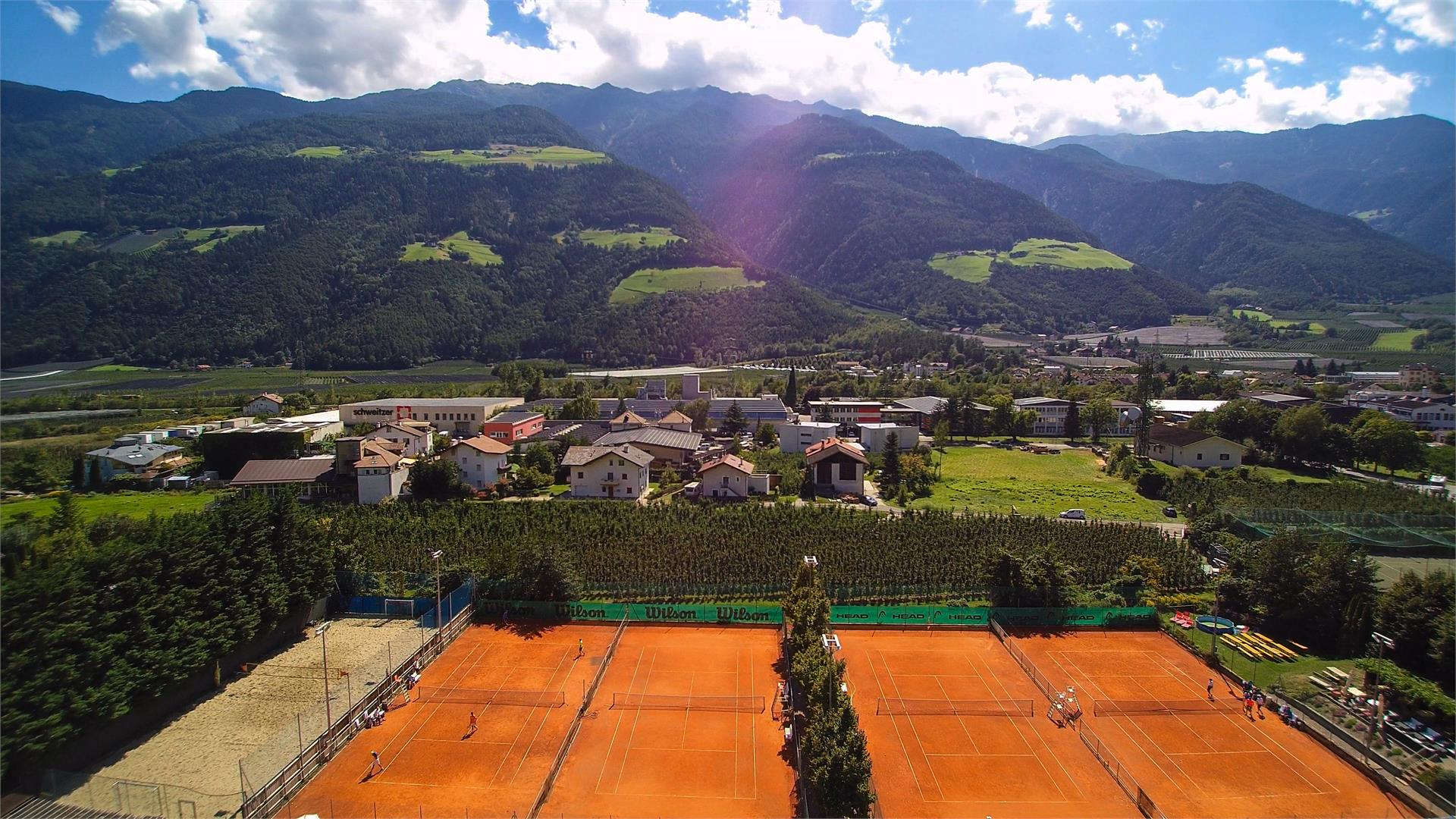 Tennis in Naturns/Naturno