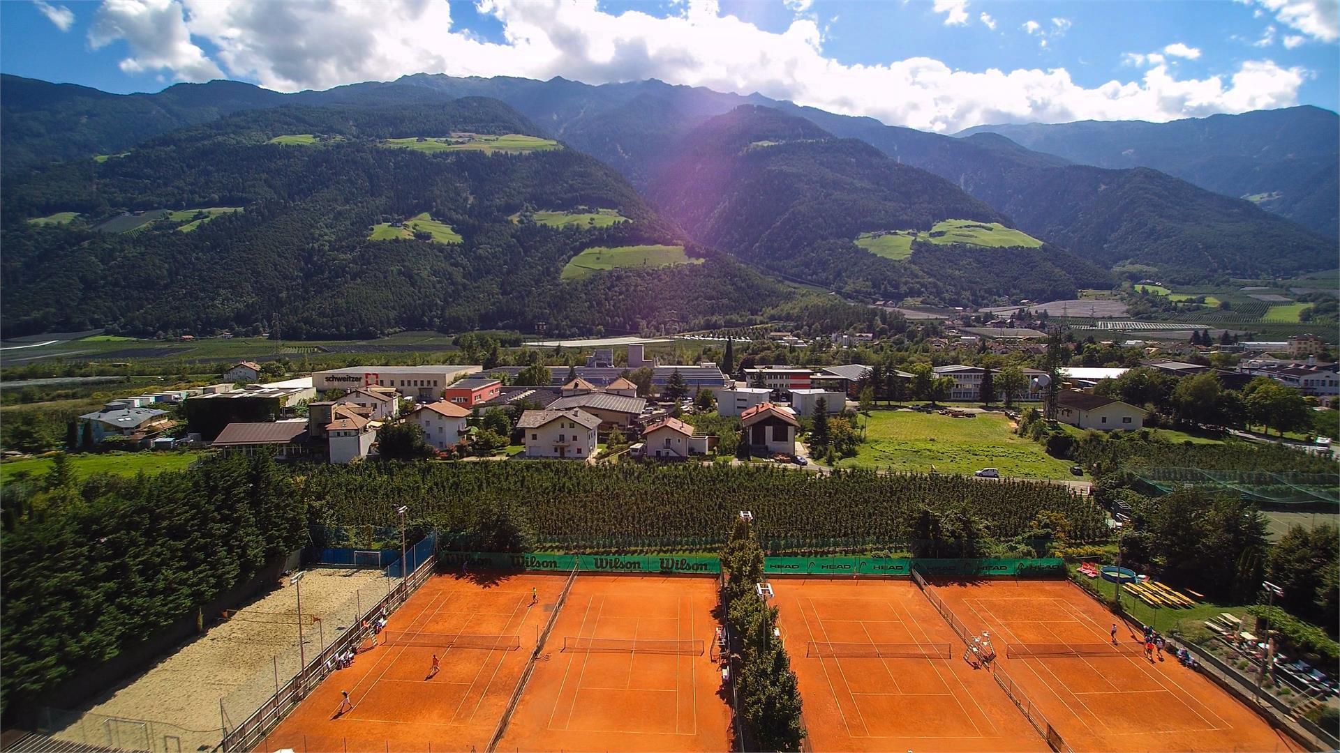 Tennis in Naturns/Naturno