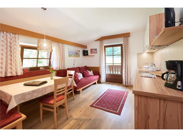 Snow White apartment