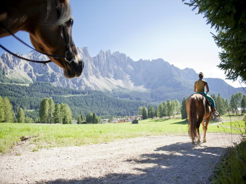 Ortnerhof Horseback Riding