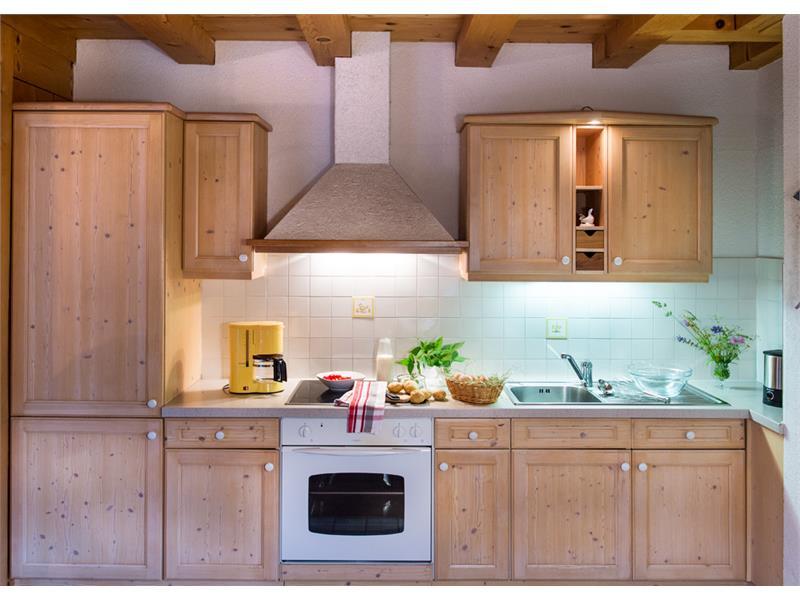 app. Fichtenholz - kitchen