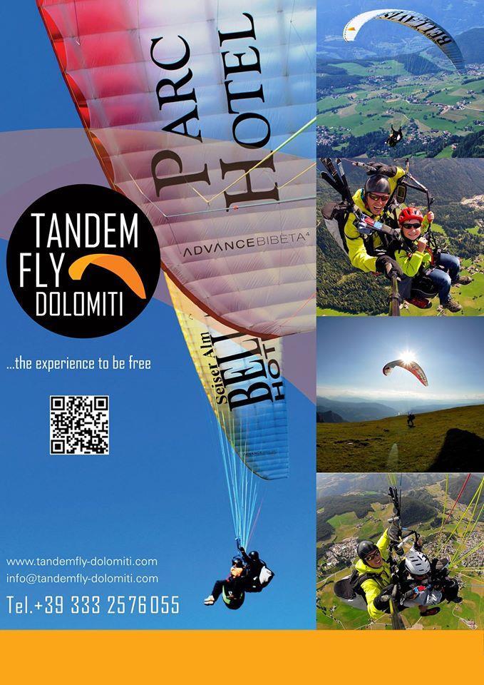 Tandemfly - Dolomiti