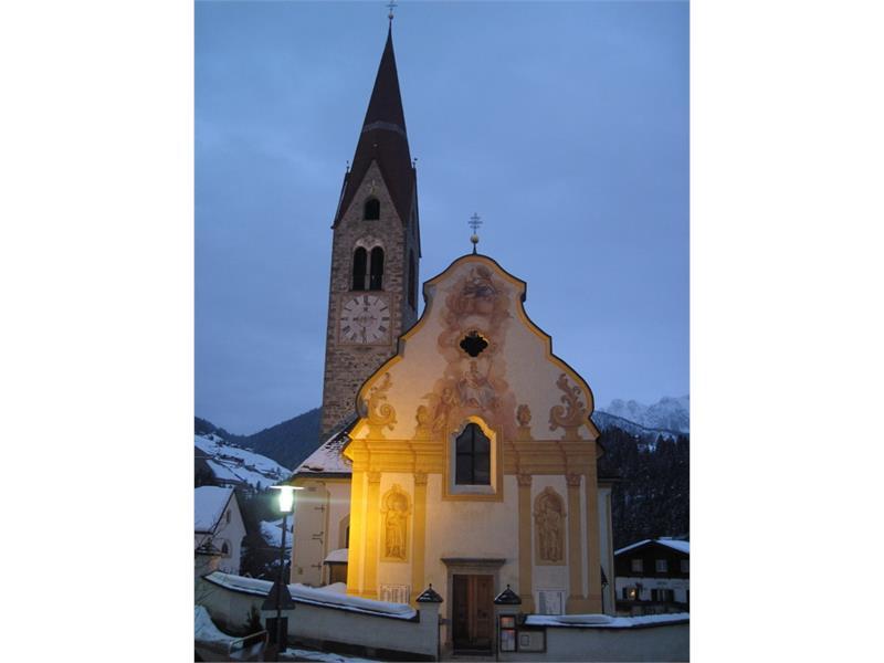 Chiesa di Pieve di Marebbe