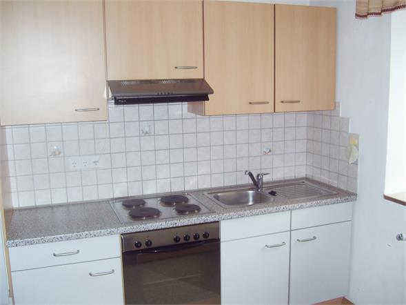Appartment 5 Küche