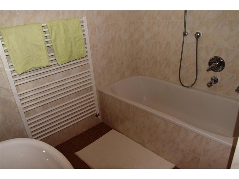 bagno appartamento Sabine- casa Albert Haselrieder, Fié allo Sciliar