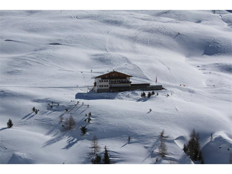 Rifugio Meraner Hütte a Merano 2000, Alto Adige