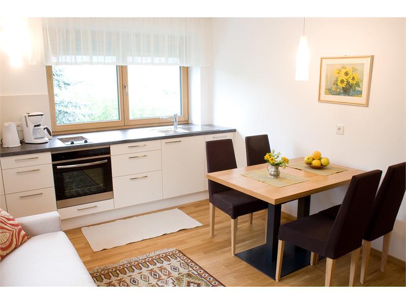 St. Oswald Küche - Wohnraum