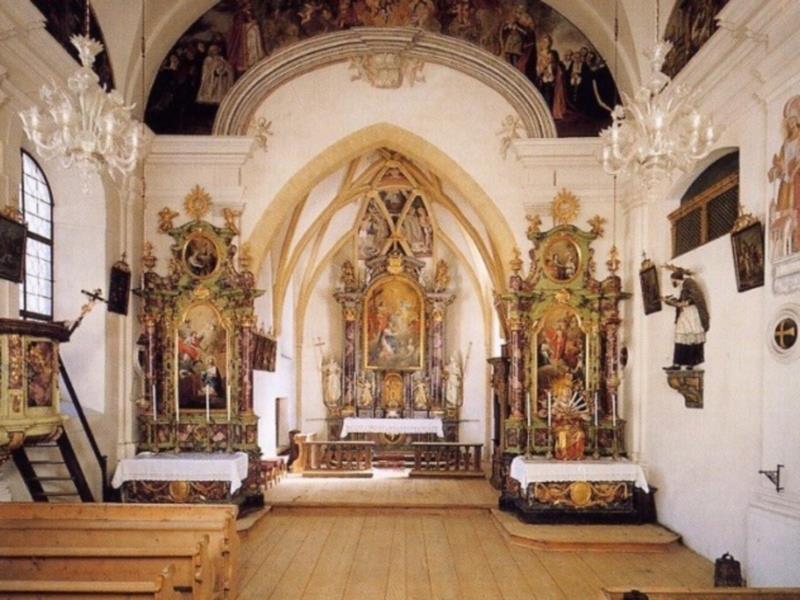 Holy trinity Hospital Church