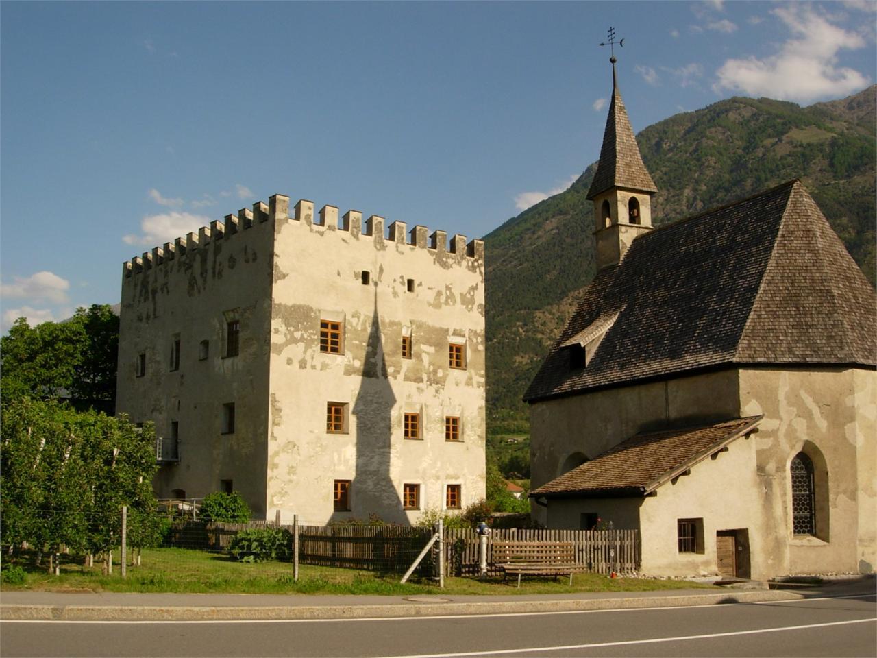 Residenza Mairhof in Schanzen