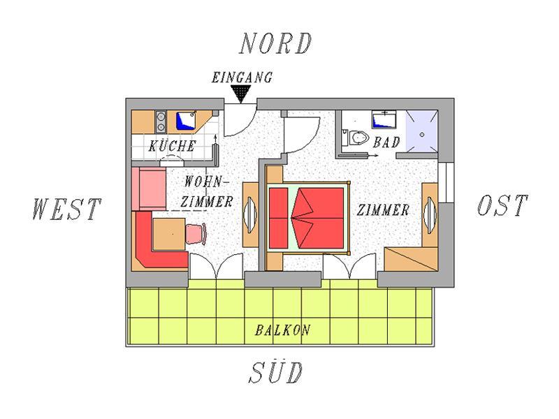 Apartement n.1