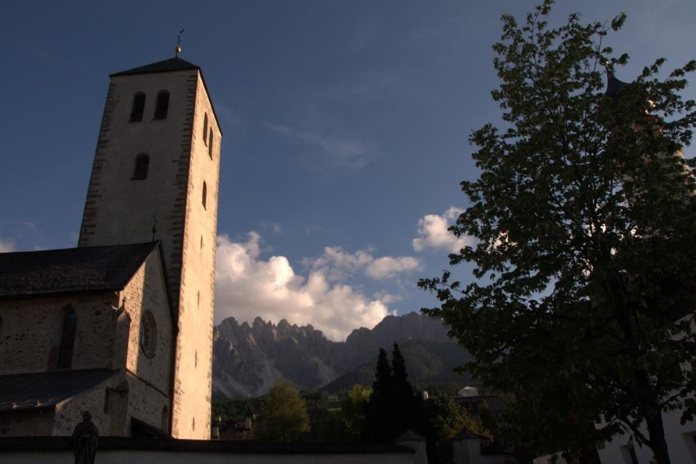 Collegiate Church San Candido Innichen