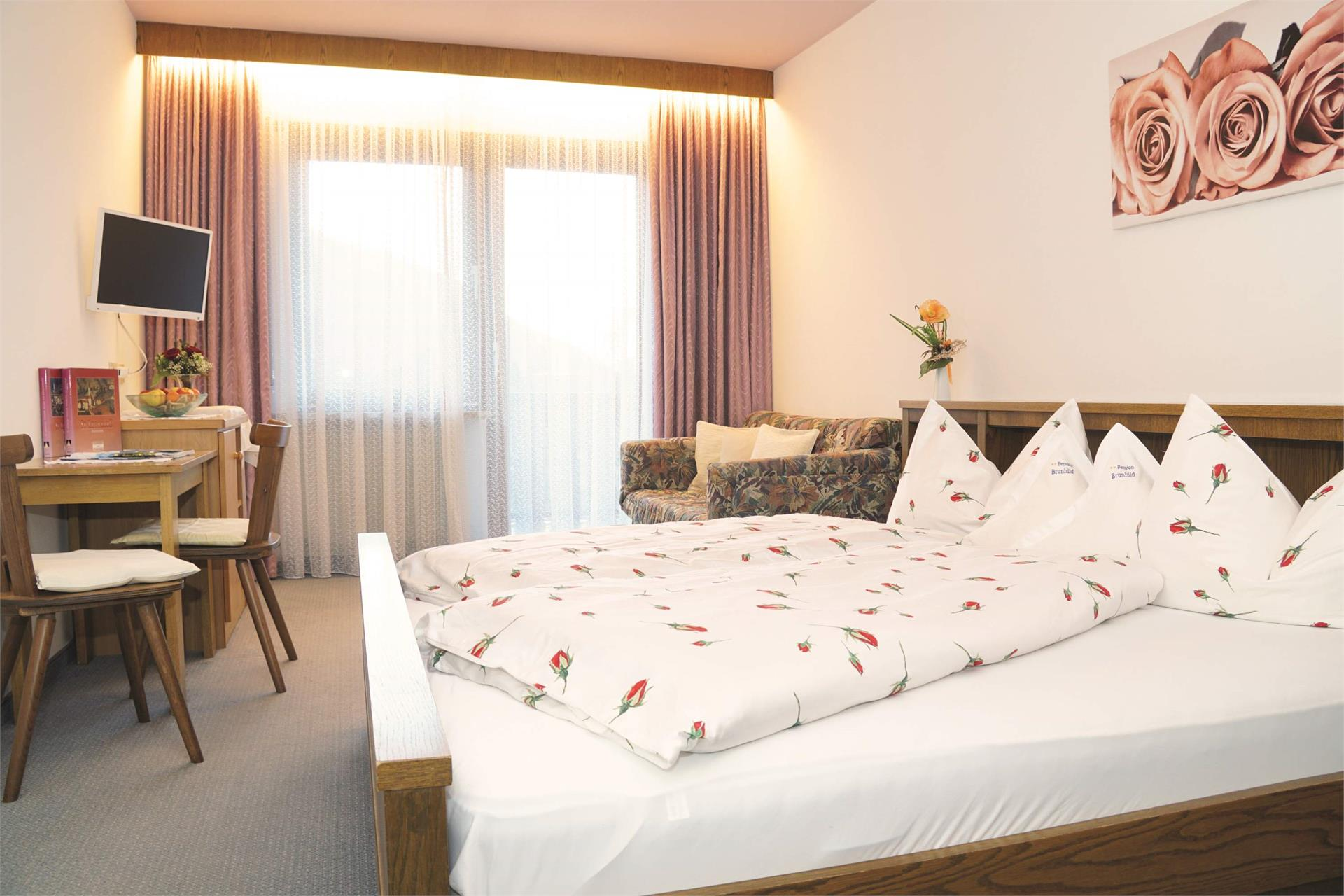 Pension Brunhild - example double room