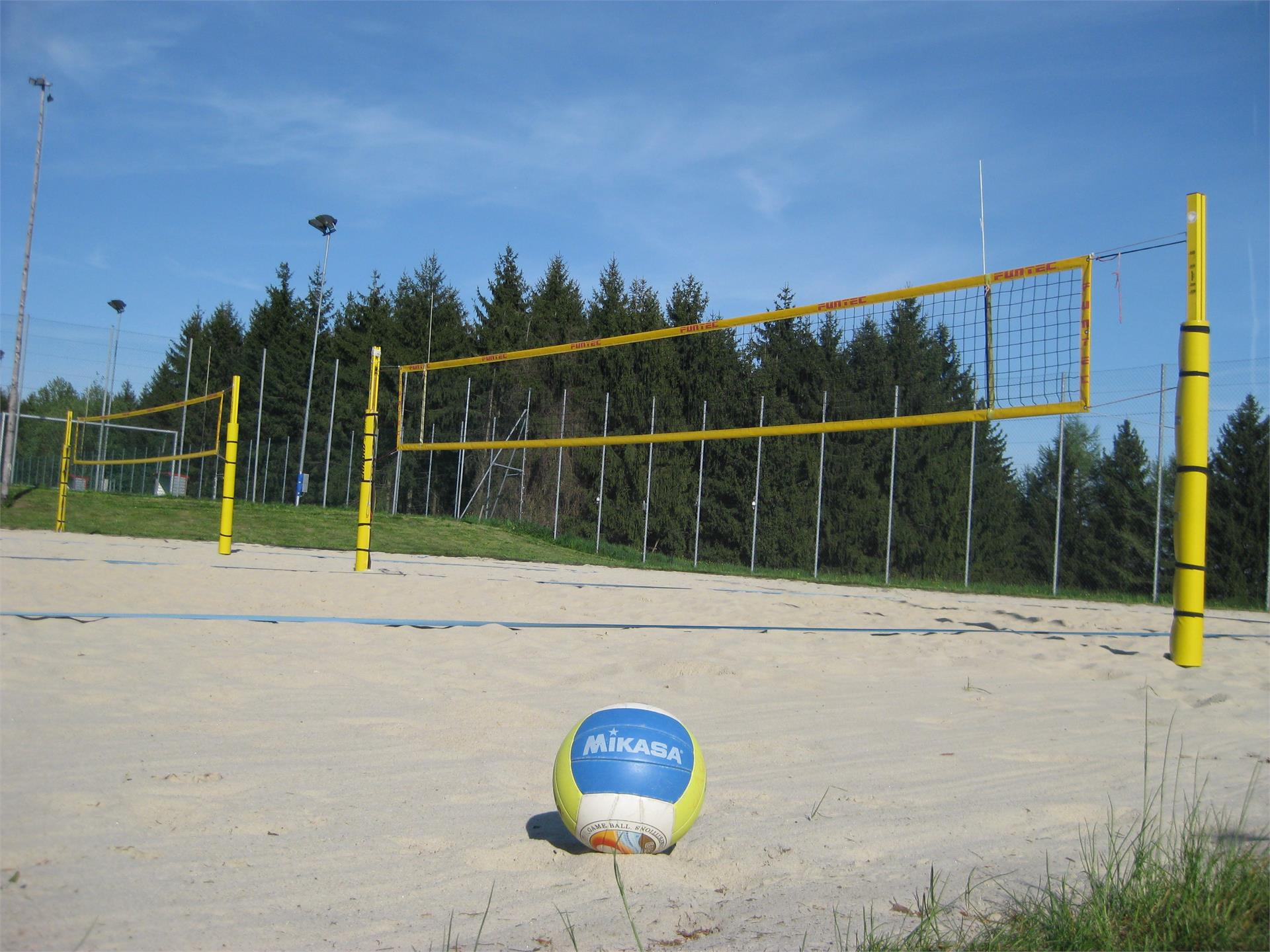 Campo di beach volley