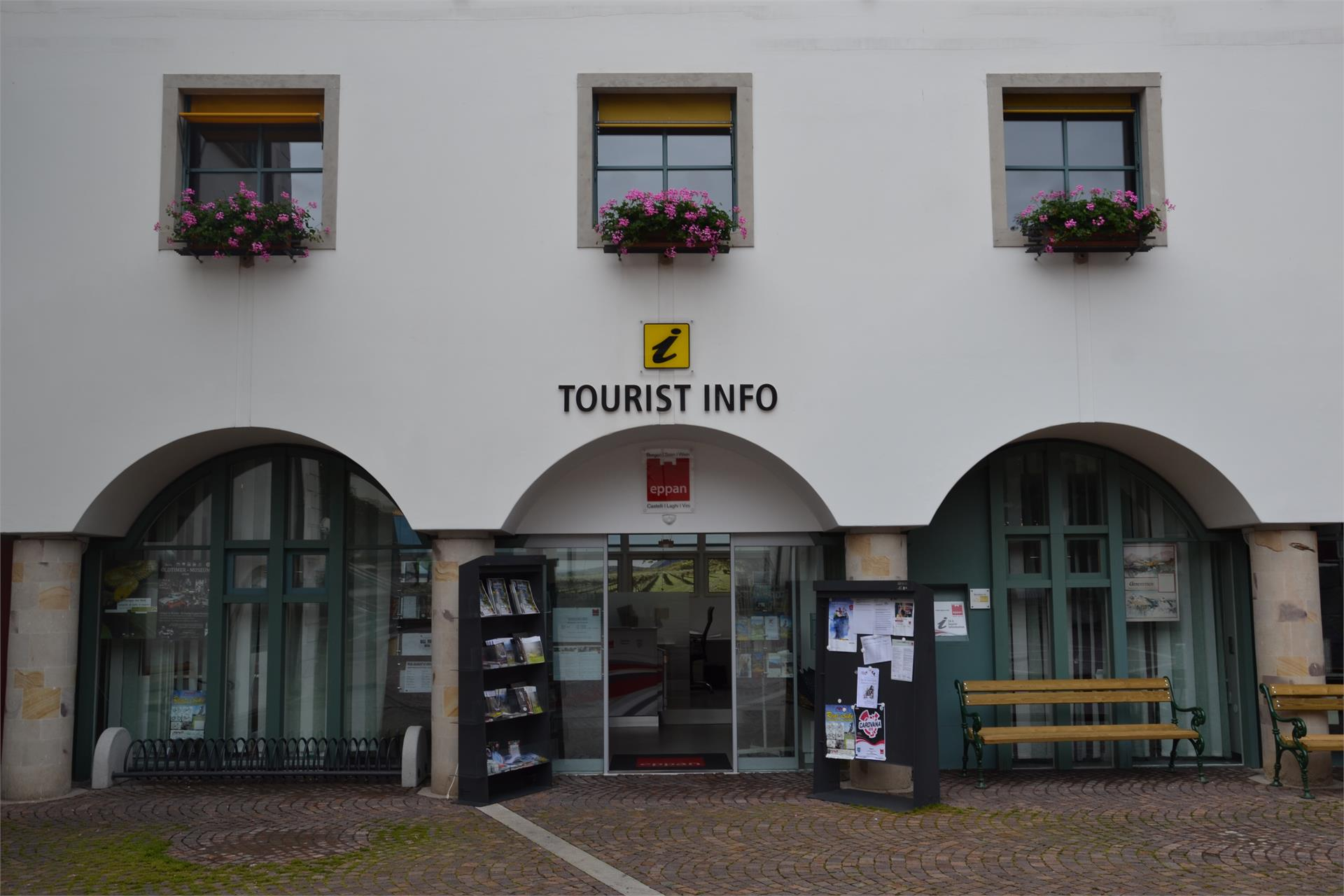 Tourist-Info Eppan