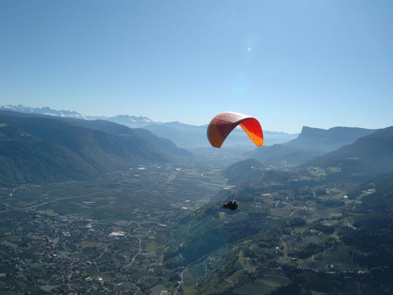 Paragliding Fly2 Meran