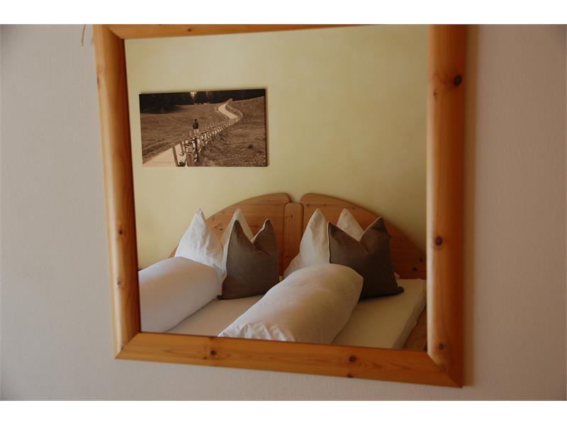 camera matrimoniale appartamento castagno