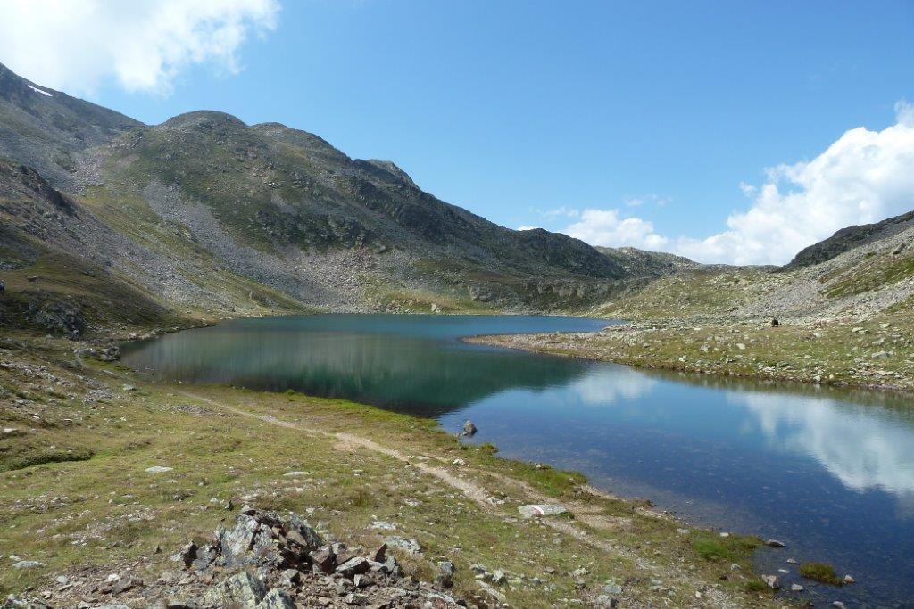 Bergtour zu den Kofelraster Seen - Muttegrub
