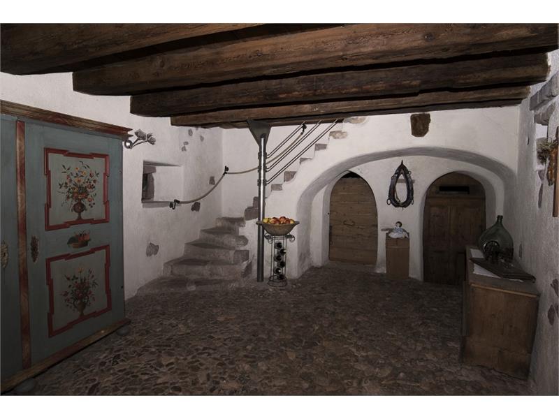 historischer Eingangsbereich