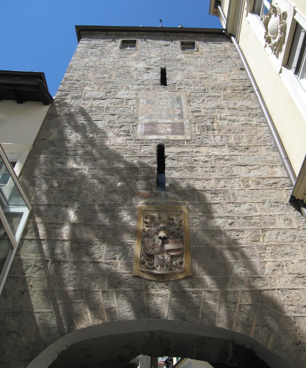"Town gate ""Bolzano Gate"""