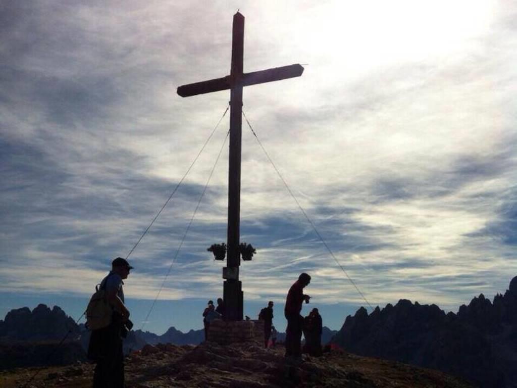 Dolomites Alpine Ridgeway No. 3