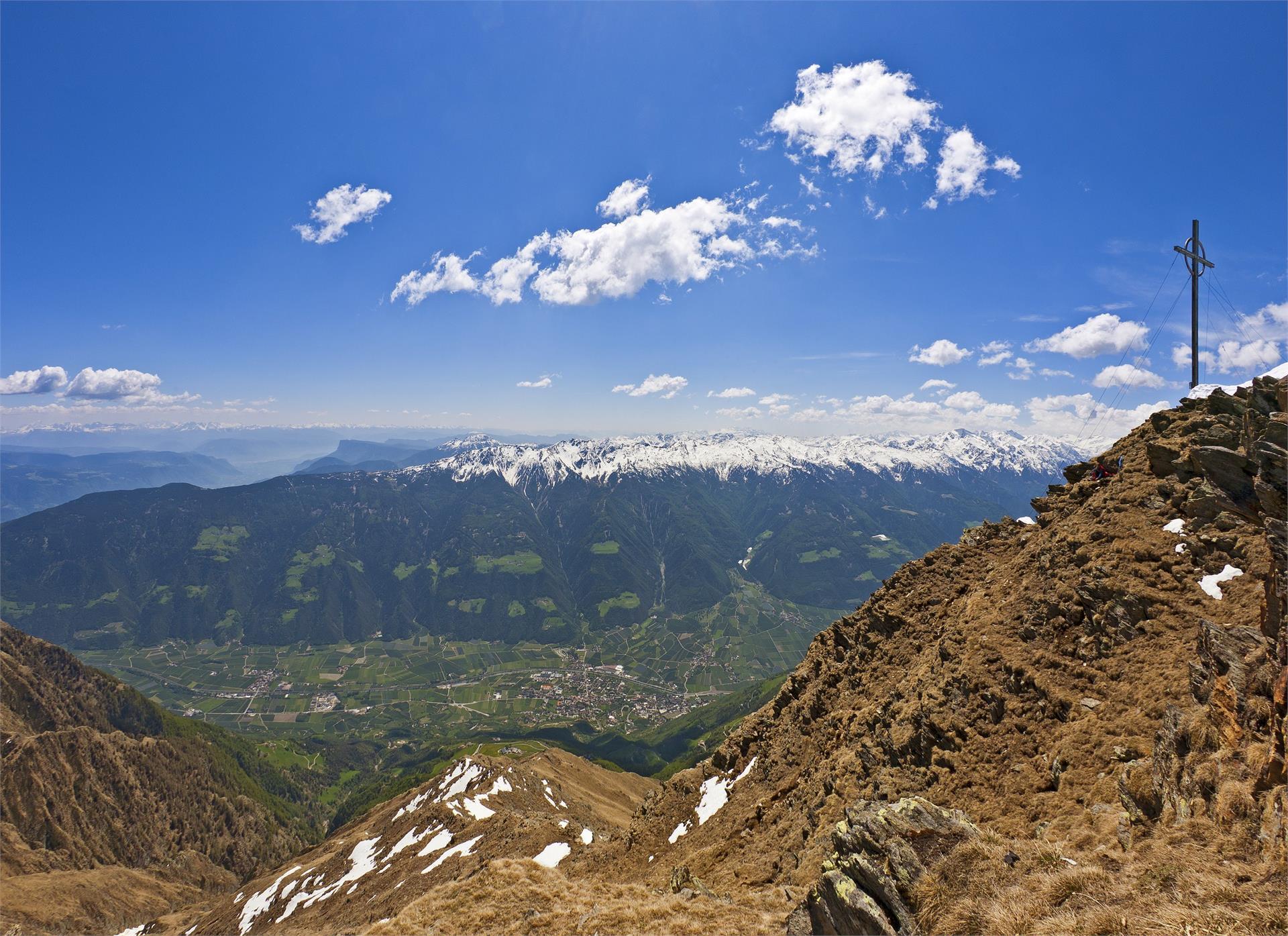 Kirchbachspitze (2.951 mt.)