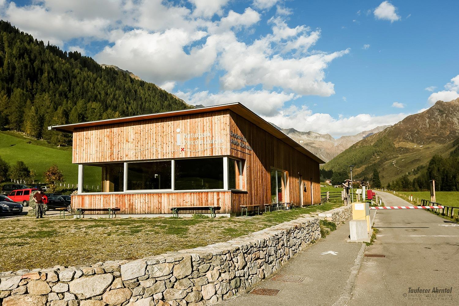 Nature Park House Casere-Kasern