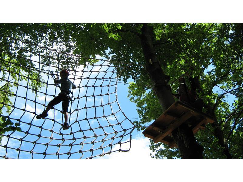 Adventure park Caldaro/Kaltern
